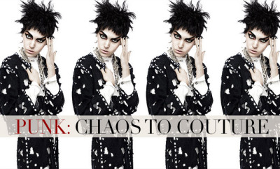 punk chaos to couture