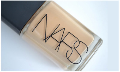 nars foundation sheer glow