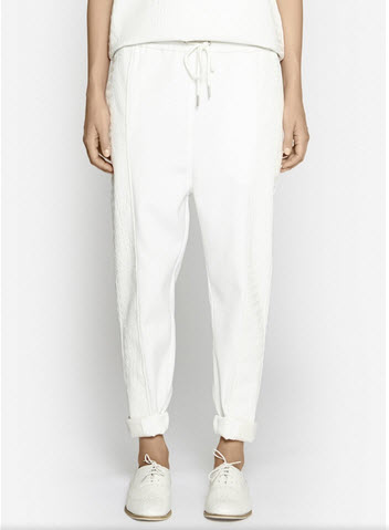 camilla marc white pants