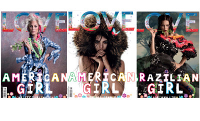covers love  magazine