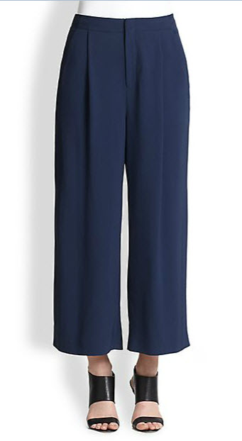 elizabeth james culottes