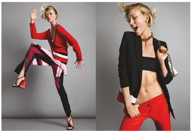 karlie kloss vogue shoots3