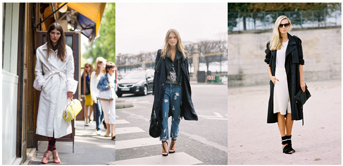 summer trench street style1