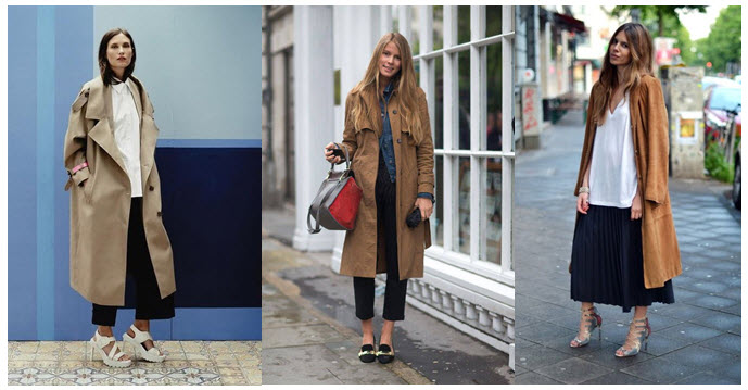 summer trench street style2