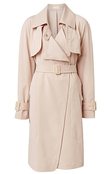 witchery summer trench1