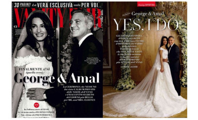 george wedding vanity fair