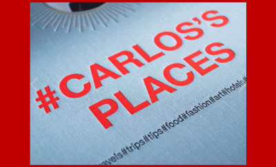 carlos' places book