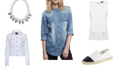 fifi fice fav finds white denim