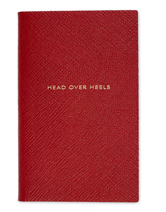 headoverheels smythson book