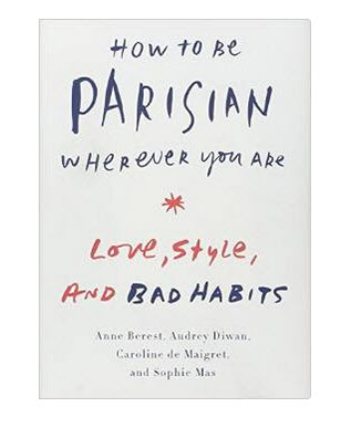parisien how to be book