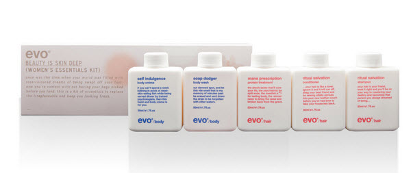 evo travel products