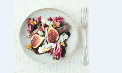 autumn salad figs