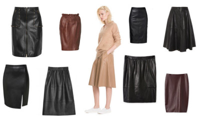 leather skirts main pic