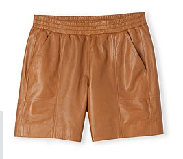 tan trenery shorts onsale