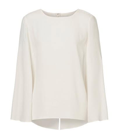 seed white top cape