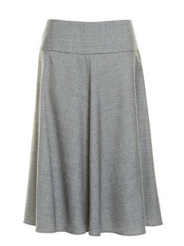 sportsctaft grey flirty skirt