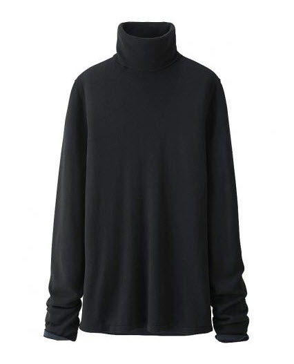 uniqlo poloceck sweater