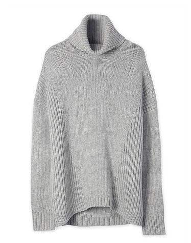 country raod grey polonecksweater