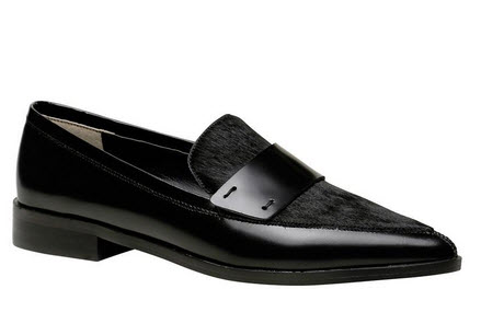 french conn loafers