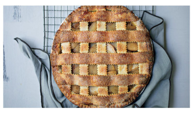 pollocks apple pie