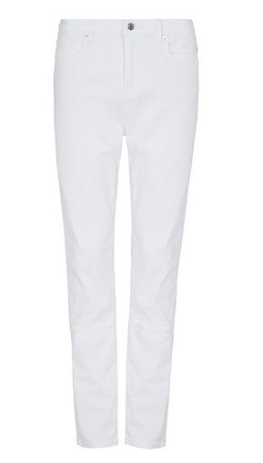 sass and bide white skinny jeans