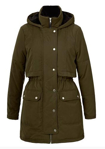 seed parka green