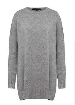 FCUK grey sweaterknit