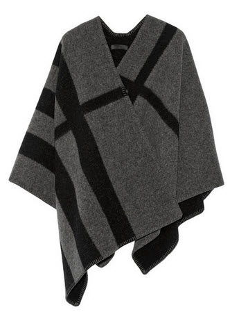 burberry cape netaporter