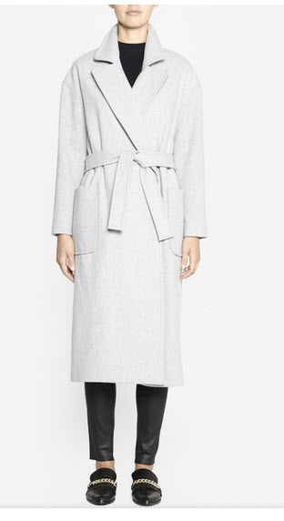 camiilllamarc belted coat