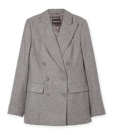 country road grey db blazer