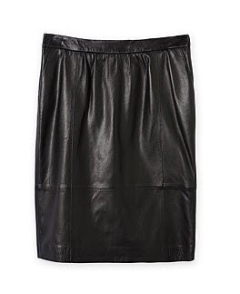 trenery leather skirt on sale