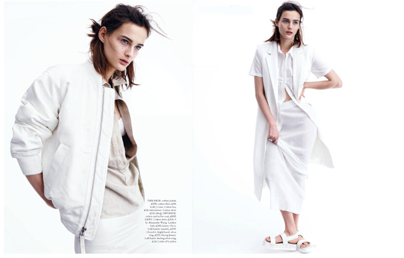 harpers white shoot 3