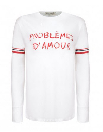 problemes damour etre cecile Tee