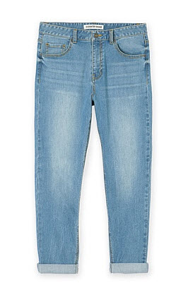 croad baggy bf jeans