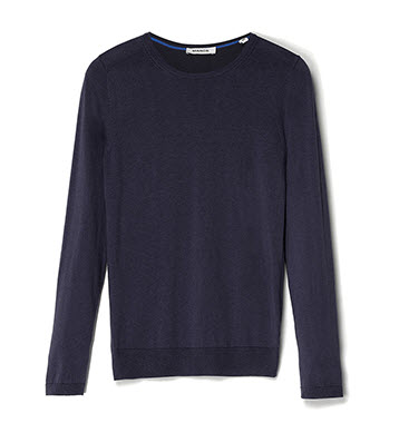 marcs navy sweater
