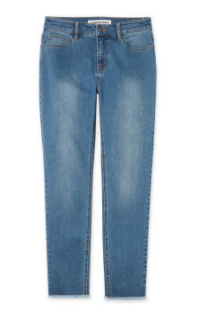c road frayed jeans on sale