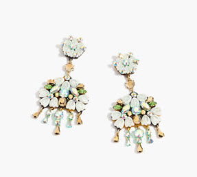 j crew earrings