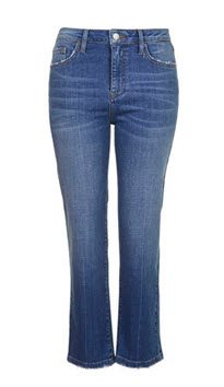 top shop frayed jeans