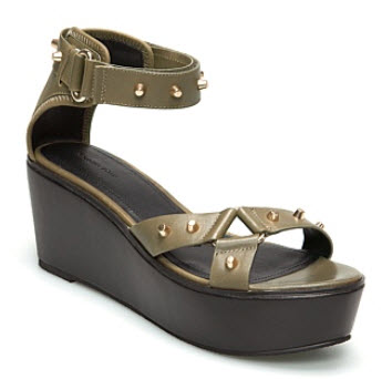 country road stud wedges