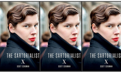 sartorialist x new book