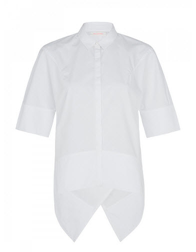 sass and bide white shirt