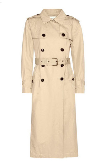 my theresa isabel marant trench