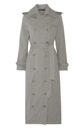 outnet trench grey