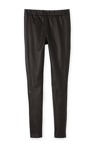 croad leather leggins