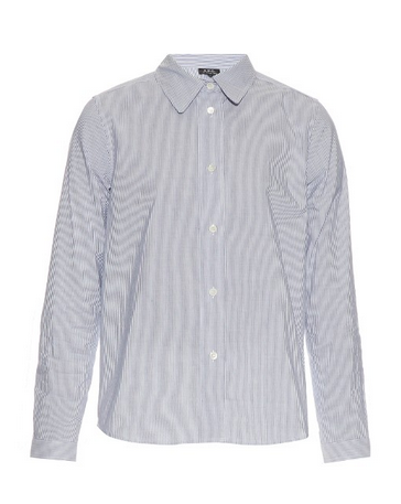APc stripe shirt martches