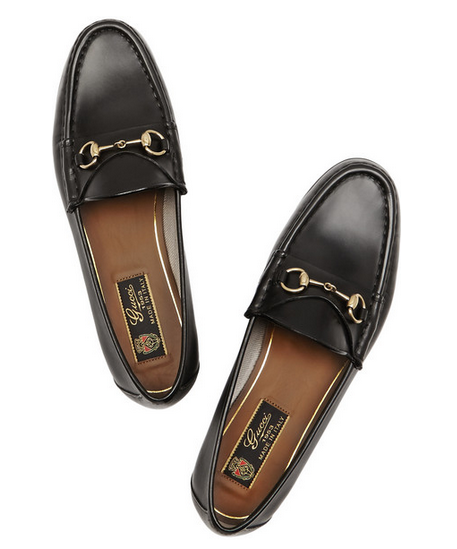 gucci loafers netaporter
