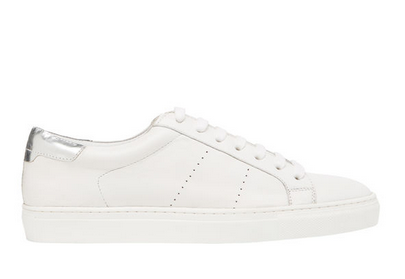 seed white sneakers