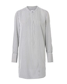 witchery blue stripe shirt