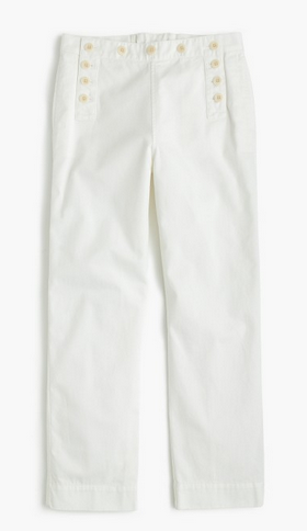 j creew sailor pant