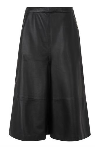 leather culottes whistles